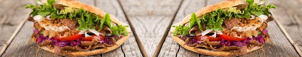 Döner, Schnitzel und Falafel